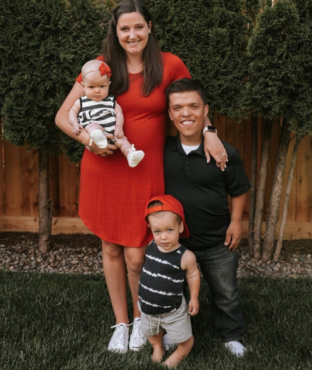 Tori Roloff Is Done With Strangers Telling Her How To Parent