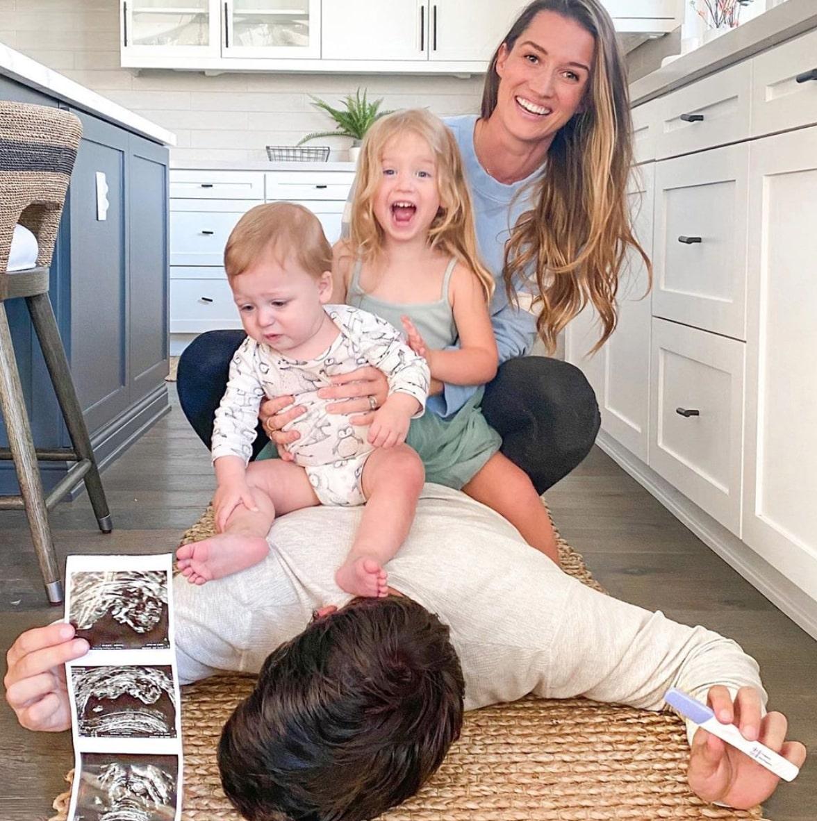 Jade and Tanner Tolbert Reveal Gender of Third Child