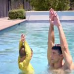 Michael Phelps, Son And PAW Patrol Teach Kids About Water Safety