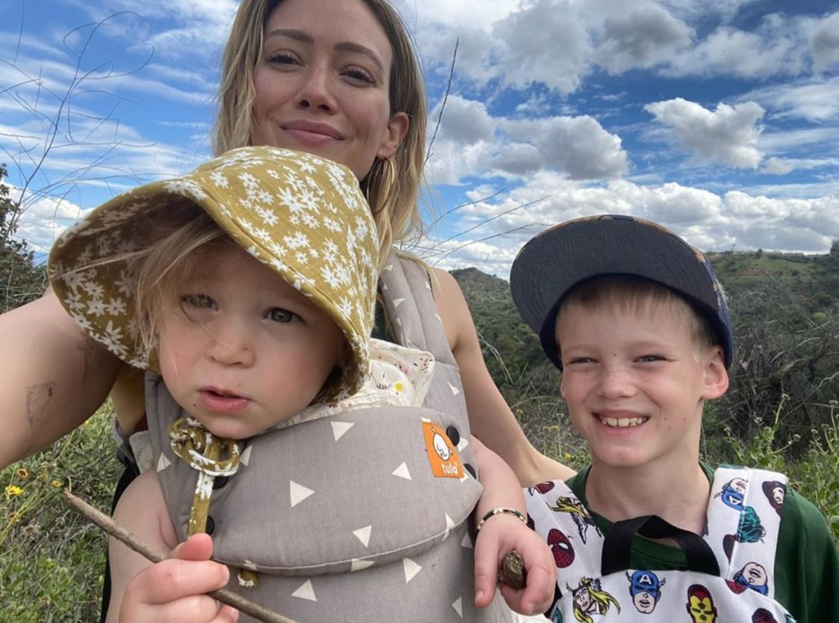 Hilary Duff Allows Son To Make Choice On Attending School