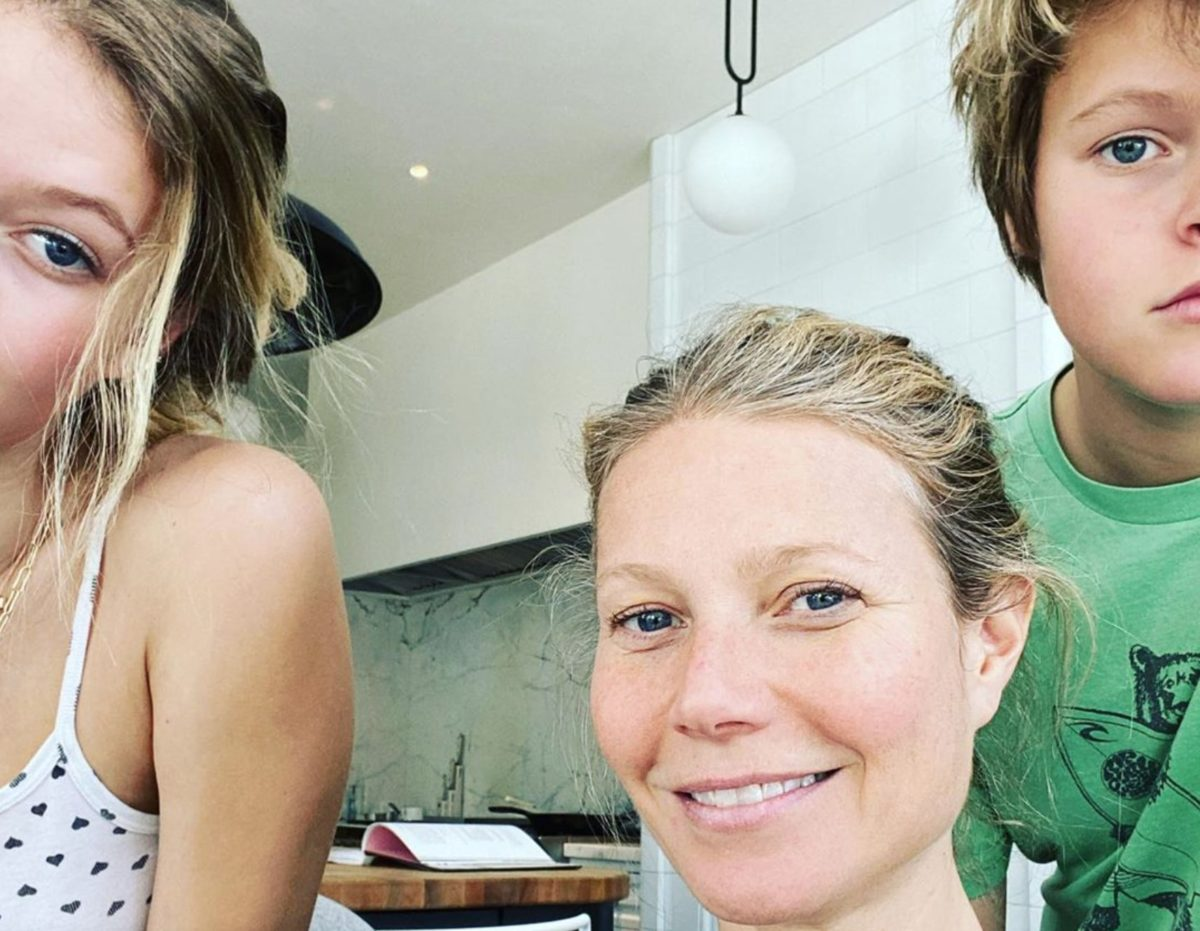 Gwyneth Paltrow Limits Kids' Social Media To Protect Privacy