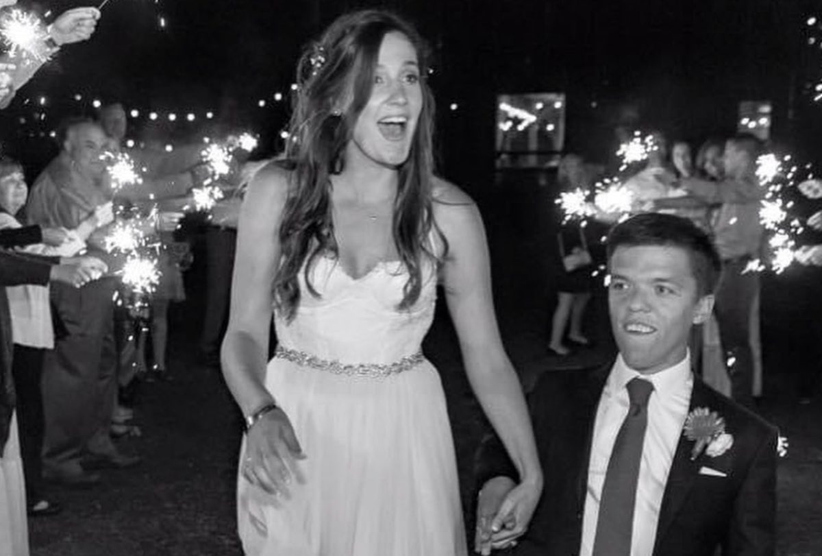Tori & Zach Roloff Celebrate 5th Wedding Anniversary