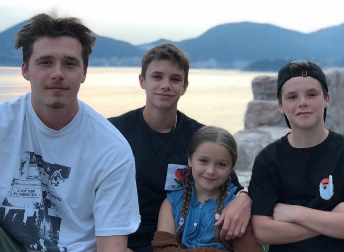 Brooklyn Beckham Posts Sweet Pics Of Nicola Peltz Proposal