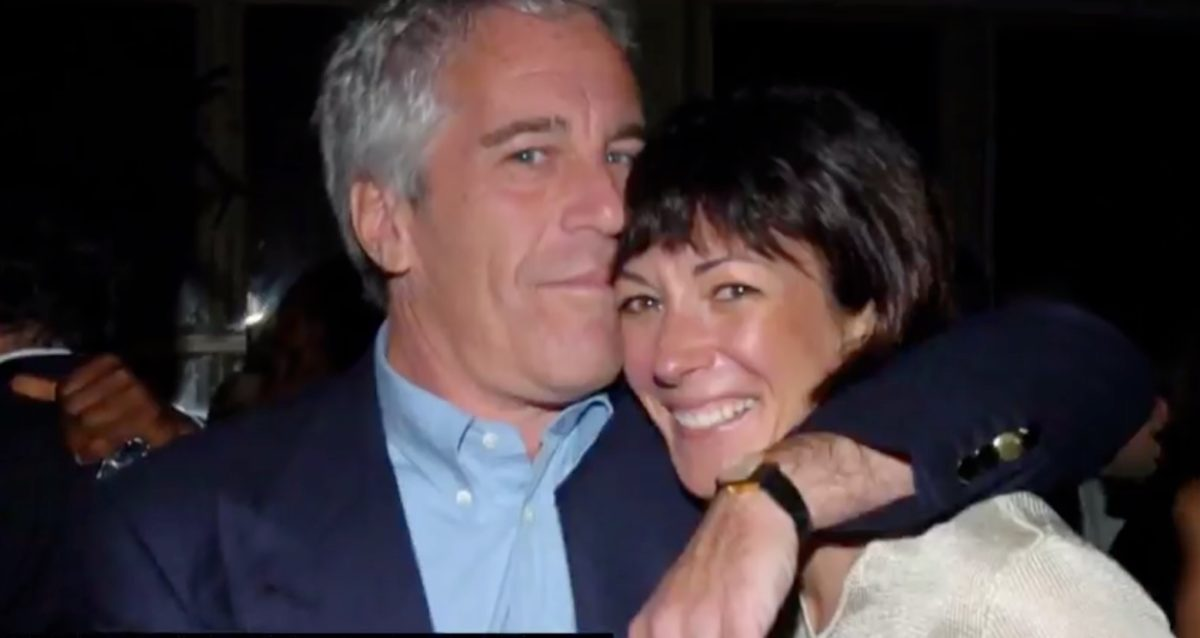 ghislaine maxwell, jeffrey epstein's longtime companion, was arrested and ordered back to nyc where she will be held in federal court