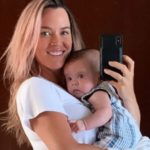 Teddi Mellencamp Uses Instagram to Hesitantly Update Her Fans on Her 5-Month-Old Daughter's Medical Problem, Which Required Brain Surgery