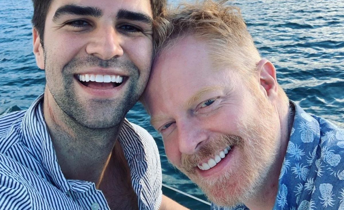 Actor Jesse Tyler Ferguson and His Husband Justin Mikita Are Officially Dads After Their Son Was Born in July