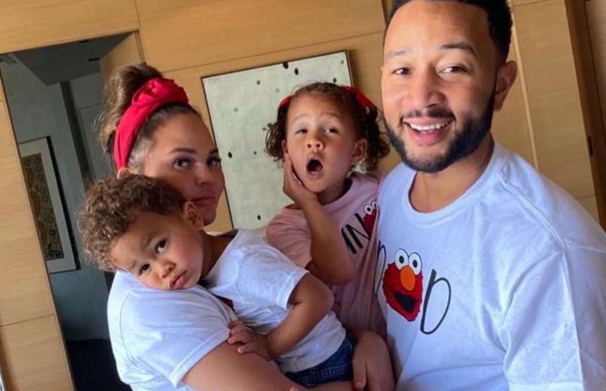 Chrissy Teigen Responds to Her Husband John Legend's Public Cheating Confession, Now She's Dealing With a Trough Full of Trolls