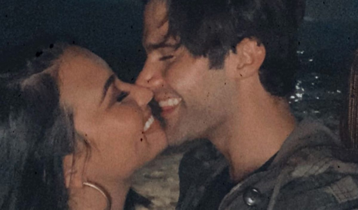 Singer Demi Lovato Reveals She's Engaged to the Love of Her Life: 'I Knew I Loved You the Moment I Met You'