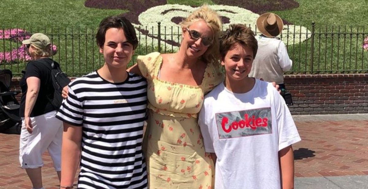 Source Says Britney Spears' Ex Kevin Federline Isn't Worried About the 'Free Britney' Campaign, He Will Continue to Allow Her to See Their Kids Per Custody Agreement