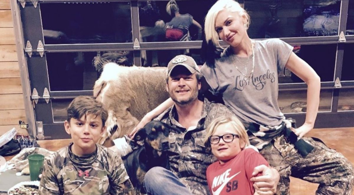 Blake Shelton Admits Being a Father Figure To Gwen Stefani's Kids Is Scary for Him But Something He Takes Very Seriously