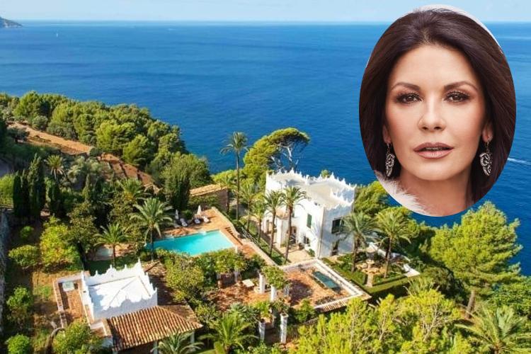 25 crazy celebrity homes