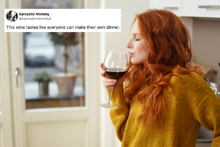 25 genius tweets about parenting and married life from sarcastic mommy