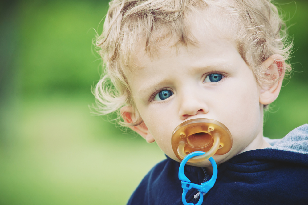 Tips on Weaning a 2-Year-Old Off of Their Pacifier?