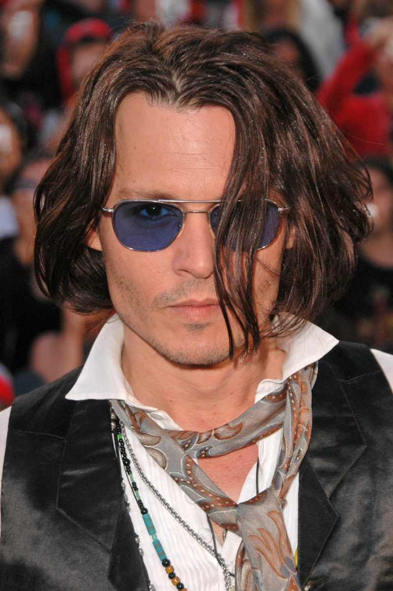 johnny depp admits he gave his daughter weed at the age of 13 so her first time was safe | parenting questions | mamas uncut shutterstock 111434525