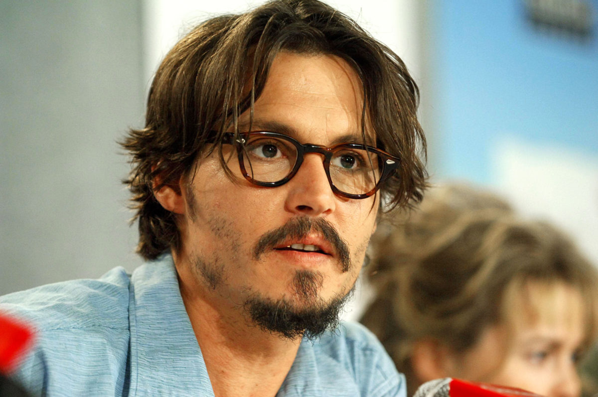 Johnny Depp Admits He Gave His Daughter Weed at the Age of 13 So Her First Time Was Safe