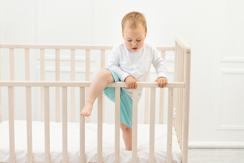 Any Advice on Getting a 2-Year-Old to Stop Crawling Out of Their Crib?
