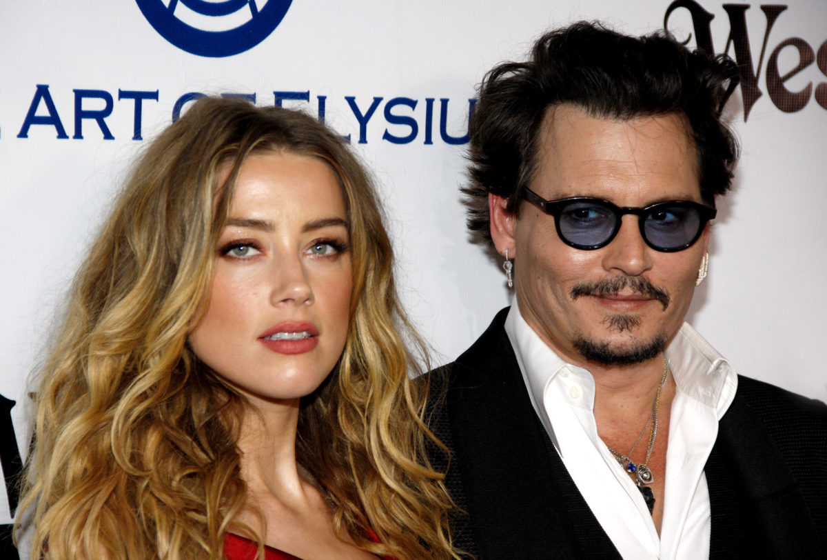 """details of actor johnny depp and actress amber heard's abuse allegations and subsequent divorce are being revealed during actor's libel suit   """"i did not hit ms. heard and furthermore i have never hit ms. heard."""""""