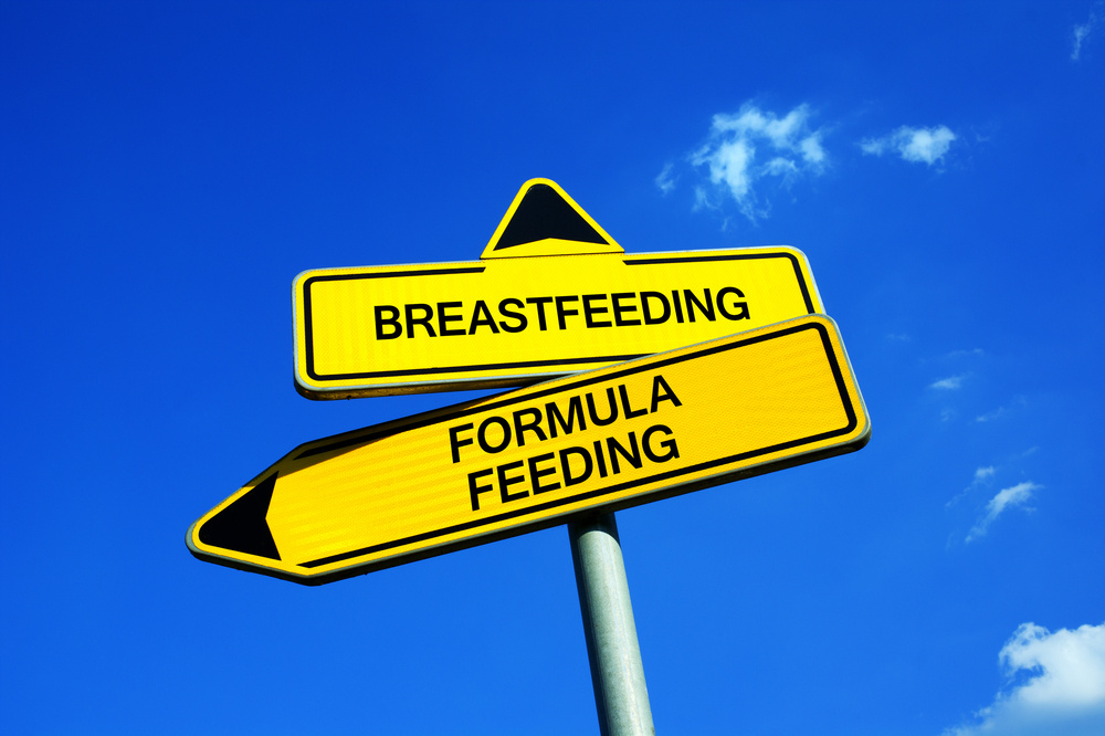 My Husband Is Pressuring Me to Exclusively Breastfeed Despite My Milk Supply Issues: Advice?