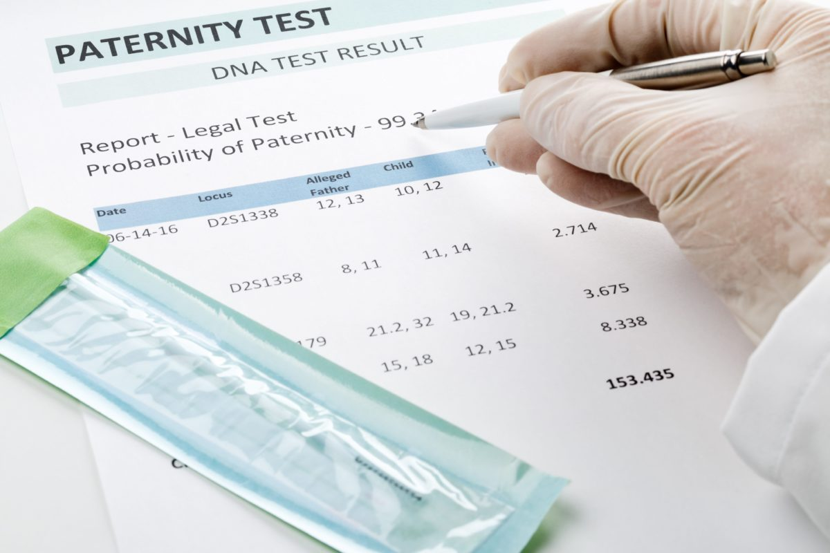 DNA Paternity Test Is Giving False Results To Pregnant Women