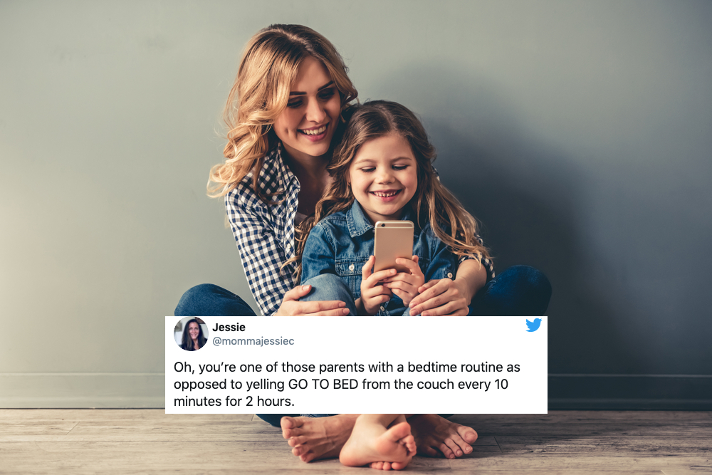 'is it the rona or is it because he's eaten nothing but fruit snacks for the last 8 hours?' and 24 more funny parenting tweets from @mommajessiec