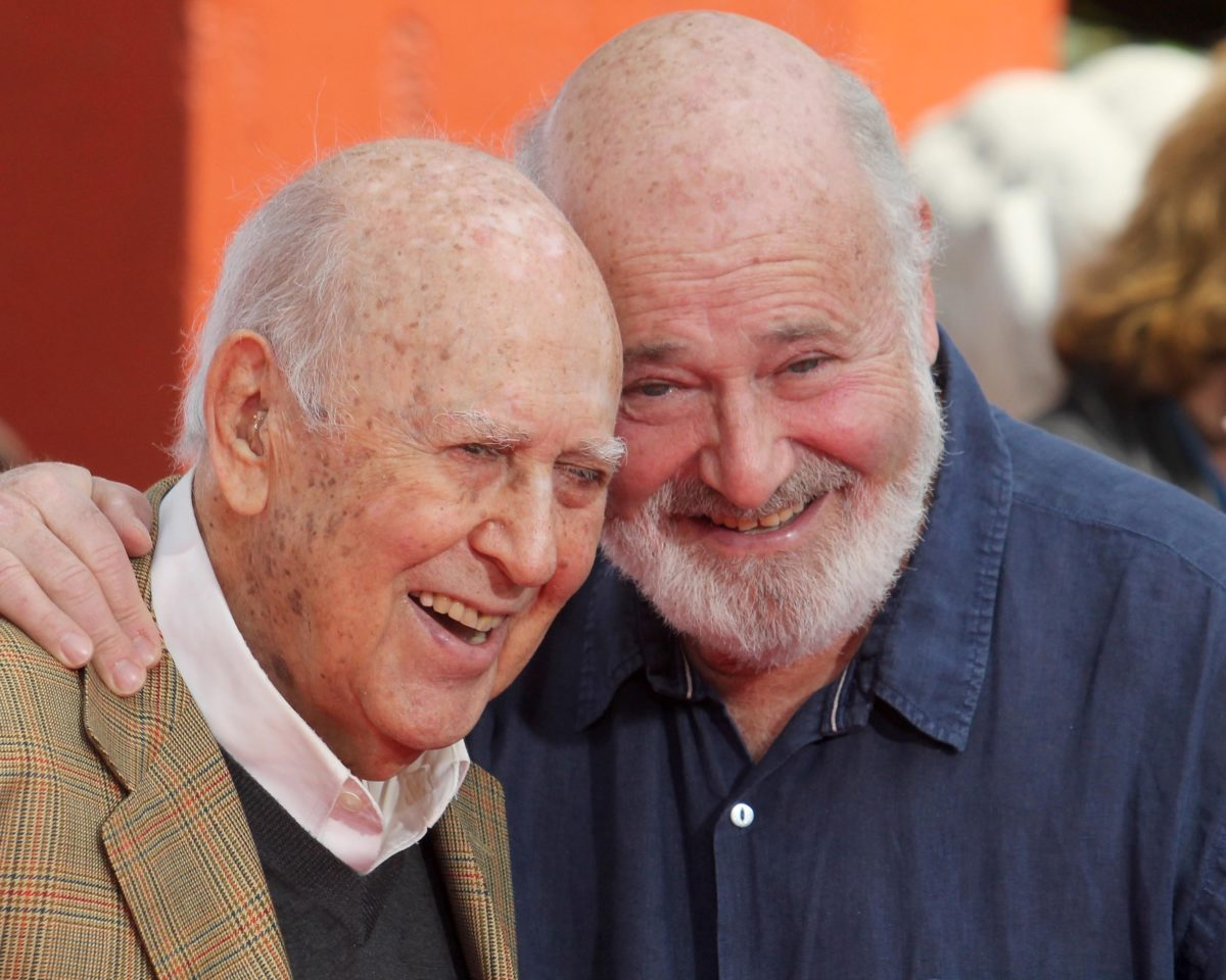 Rob Reiner and His Daughter Share Touching Tributes After His Father, Her Grandfather, Comedian Carl Reiner Passes Away
