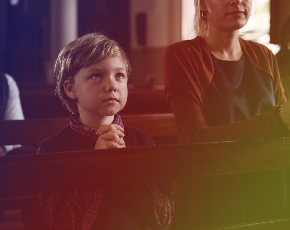 I Want to Take My Son to Church, But My Husband Says I Can't: Advice?