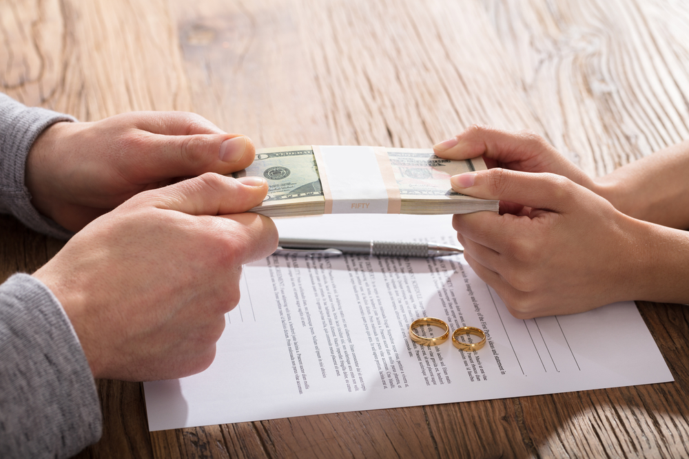 I'm a Stay-at-Home-Mom with No Money of My Own: How Can I File for Divorce?