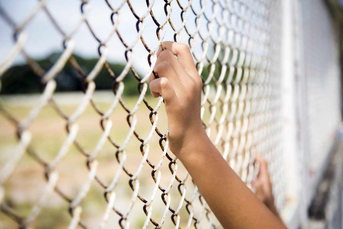 15-year-old put away in juvenile detention amid pandemic