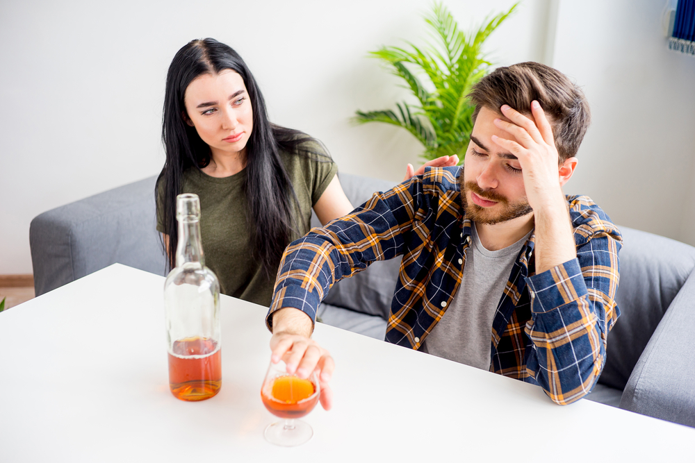 I'm the Only Person My Brother, Who Is an Alcoholic, Talks To, and I Want to Help Him: Advice?