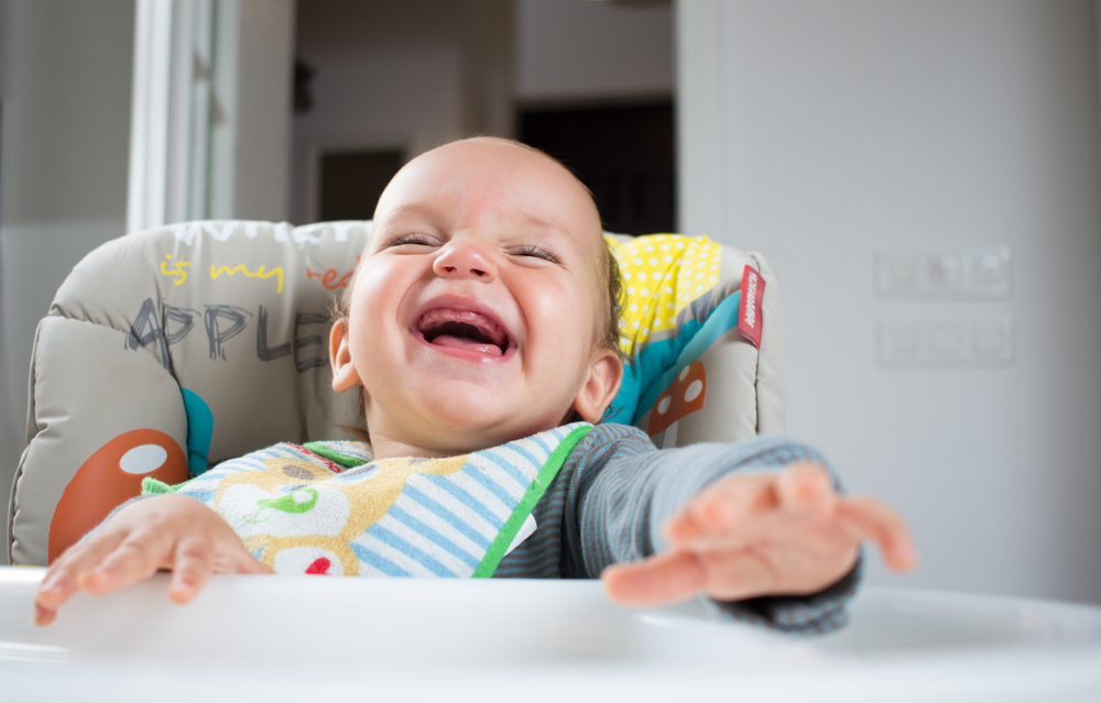 What Can I Feed a 9-Month-Old Baby Who Has No Teeth?