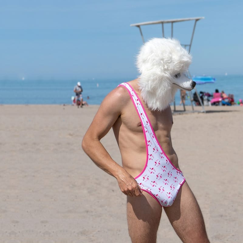 the 'brokini' is the latest novelty swimwear that has us asking 'why???'