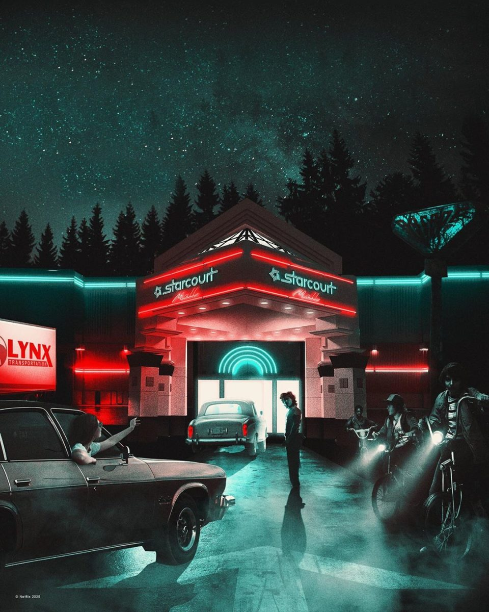 Netflix Launches 'Stranger Things' Drive-Through Sets Because Haunted Houses Almost Definitely Aren't Happening in 2020