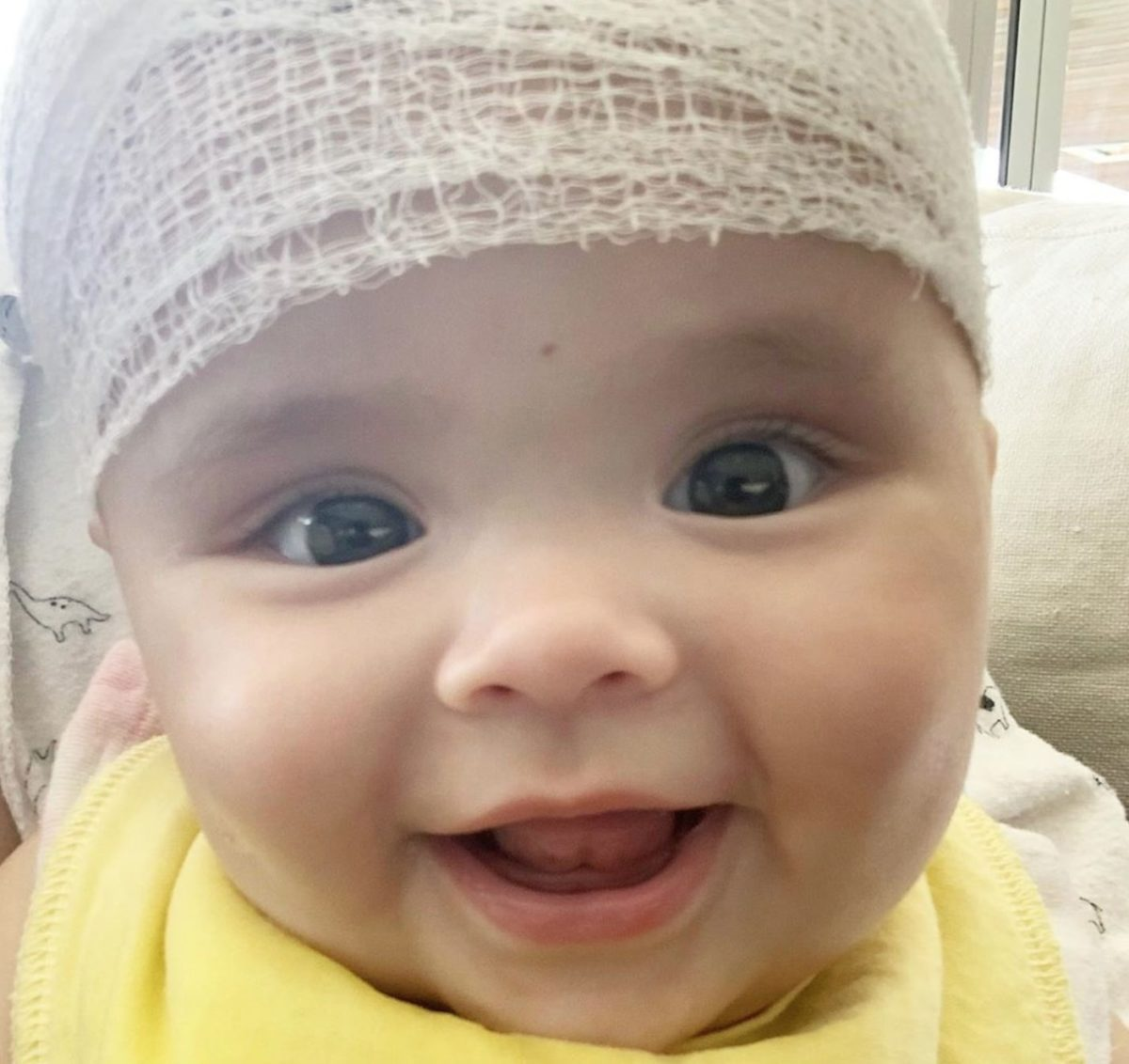 Teddi Mellencamp Says 5-Month-Old Neurosurgery Was Success