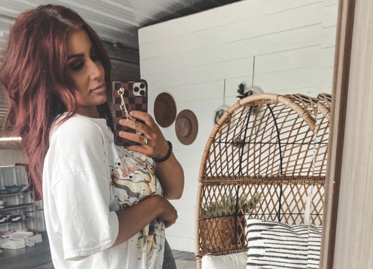 Teen Mom's Chelsea Houska Pregnant With Baby Number 4
