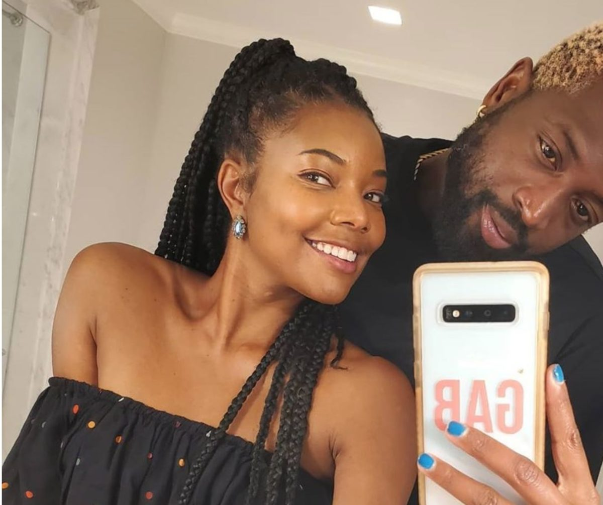 Gabrielle Union Encourages Self-Care For Moms