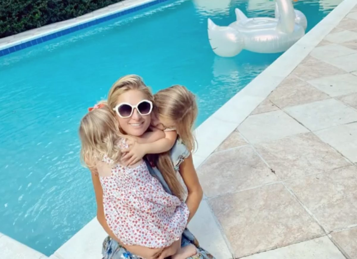Paris Hilton Says Kim Kardashian Pushed Her To Freeze Eggs