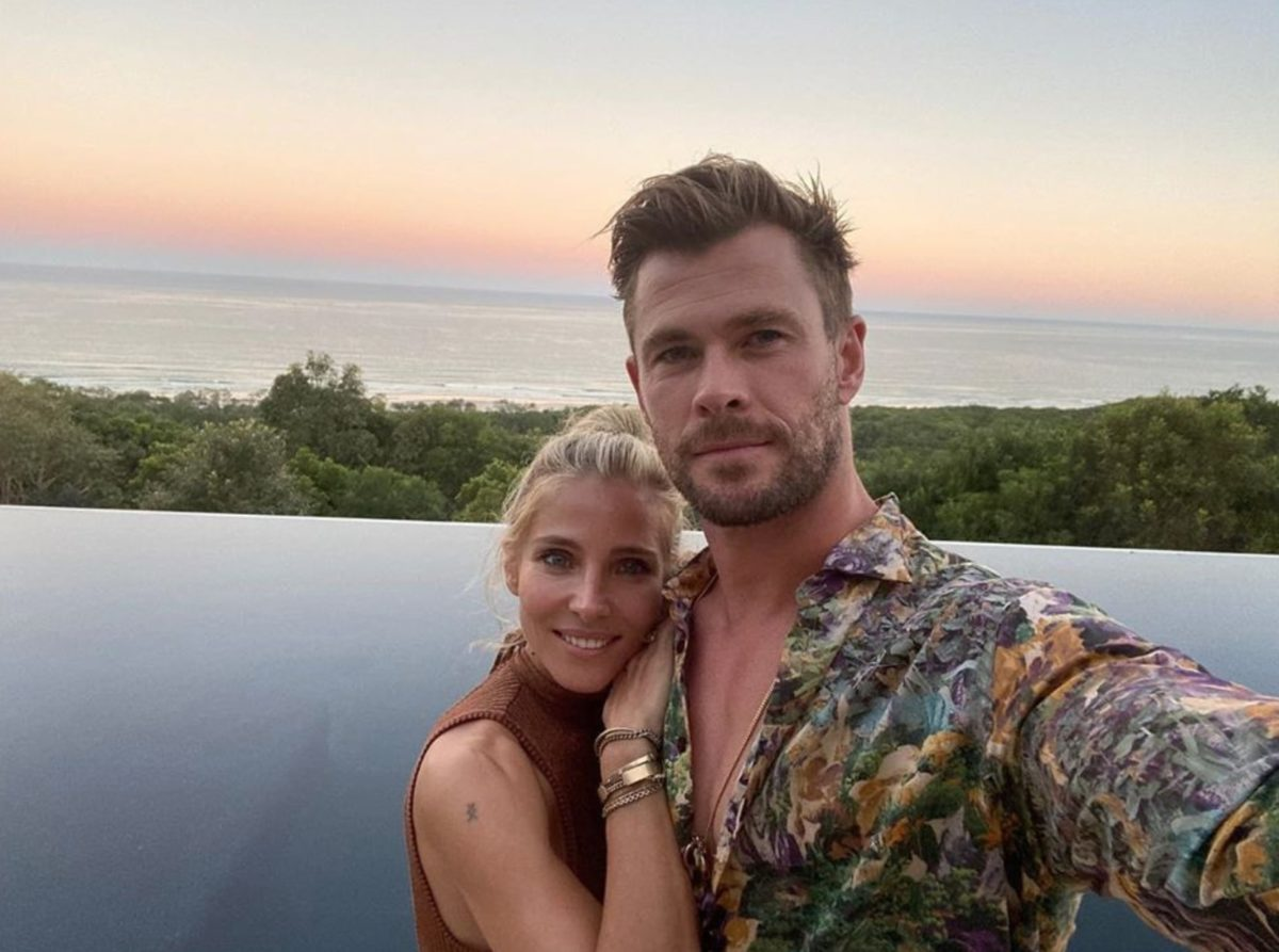 Elsa Pataky On Marriage To Chris Hemsworth: 'It's Not Easy'