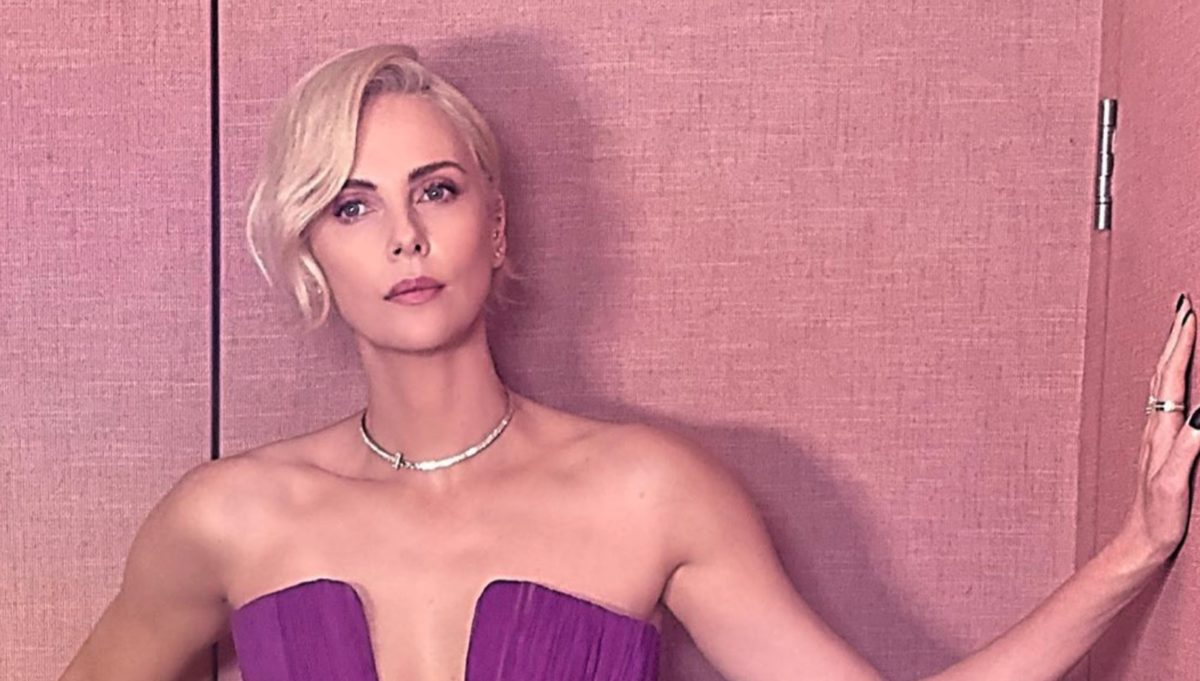 Actress Charlize Theron Talks About Her Lifelong Dream to Adopt and How She Responded When Her Daughters Told Her She Needed a Boyfriend
