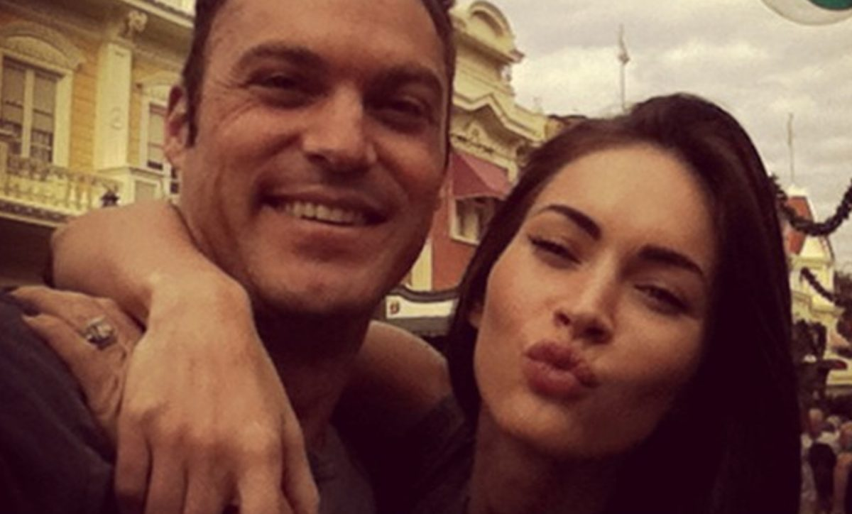 Brian Austin Green Trolls His Estranged Wife Megan Fox and Her New Boyfriend Machine Gun Kelly on Instagram