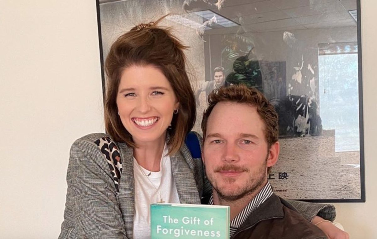 Chris Pratt and Katherine Schwarzenegger Share First Photo of Their Daughter's Hand in Their Hands As Well As Her Name