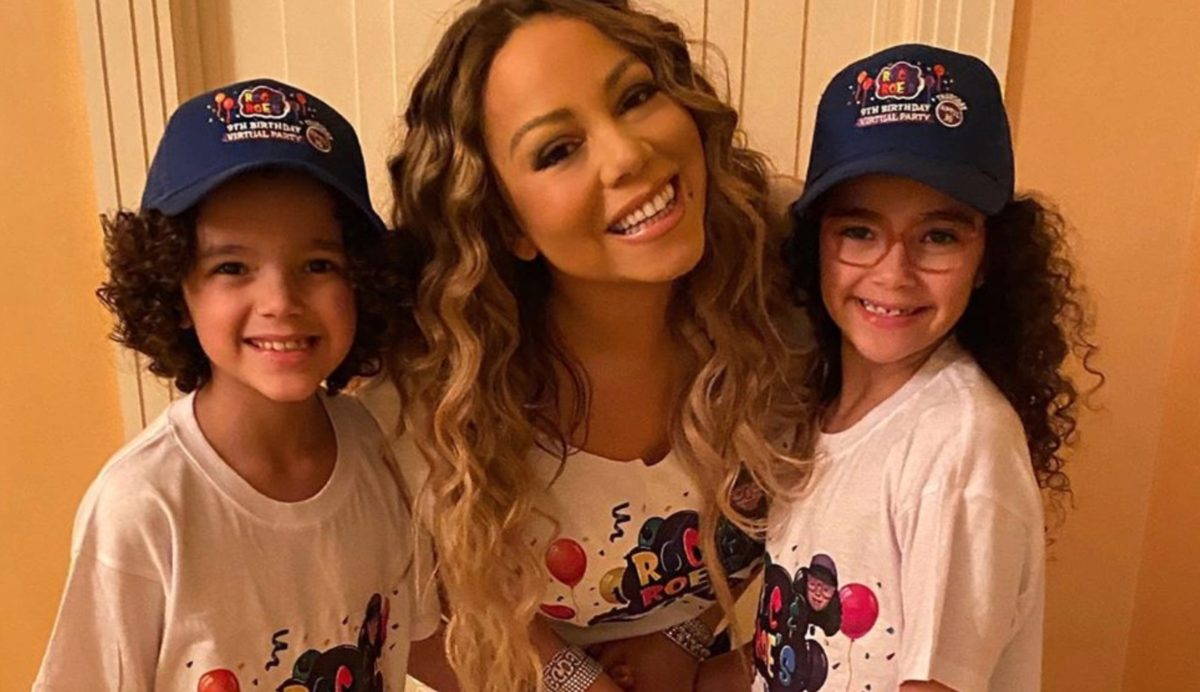Mariah Carey's Son Was Becoming a Fan Favorite on TikTok Until His Account Was Made Private