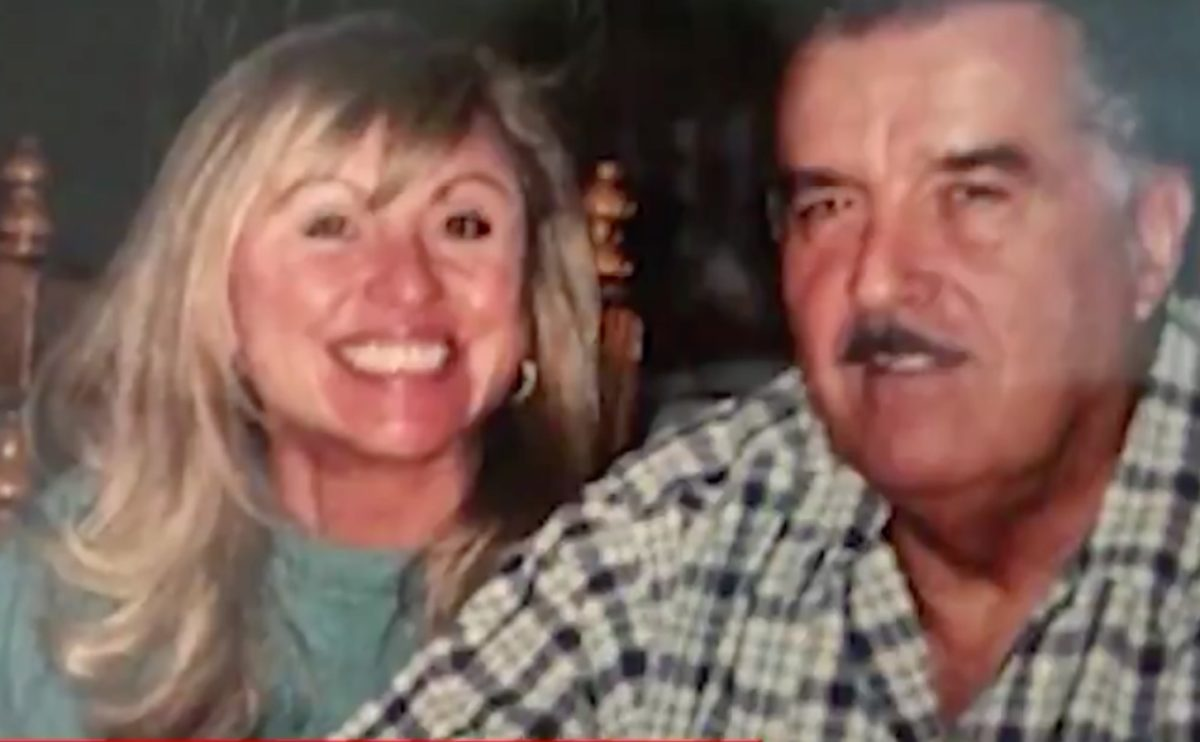 Grieving Wife Uses Husband's Obiturary to Blame His Death on Trump, Anti-Maskers, and the Governor of Texas, She Thinks He Would Be Proud of Her for Her Work