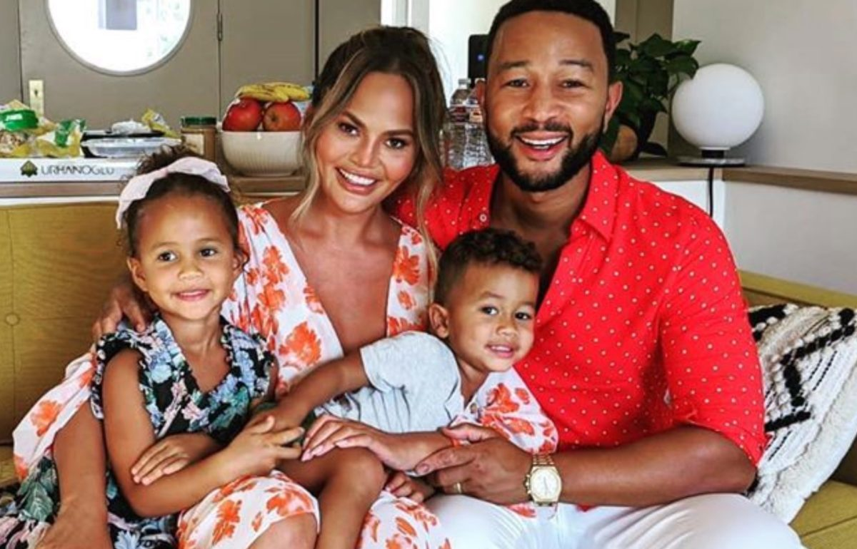 John Legend and Chrissy Teigen Reportedly Reveal That They Are Expecting Baby Number 3 In New Music Video