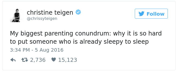 15 Times Chrissy Teigen Ruled Twitter