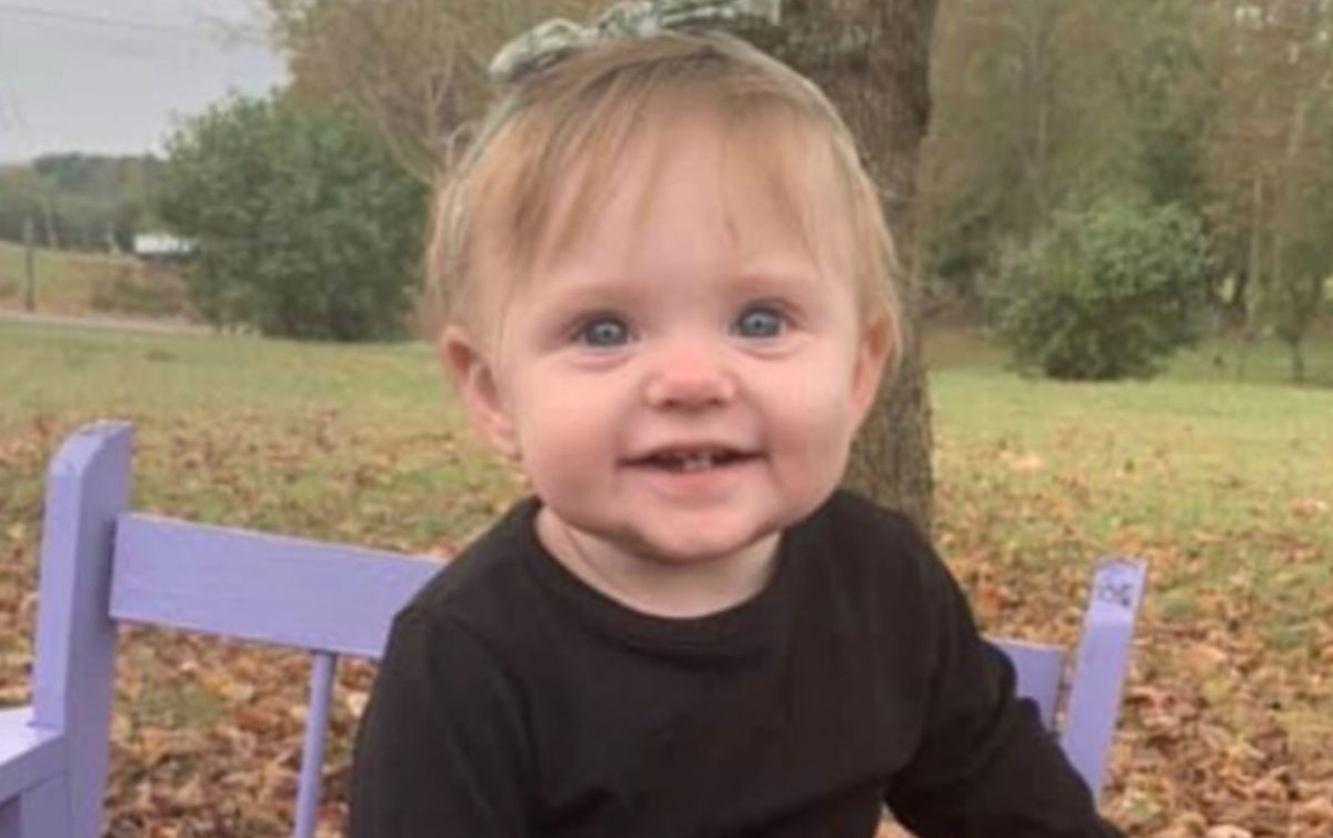 Evelyn Mae Boswell's Mom Indicted on Murder Charges Five Months After Her Body Was Discovered in Family Home