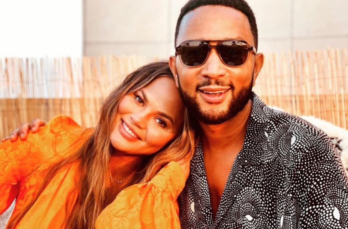 Take a Look at the House Chrissy Teigen and John Legend Just Put on the Market