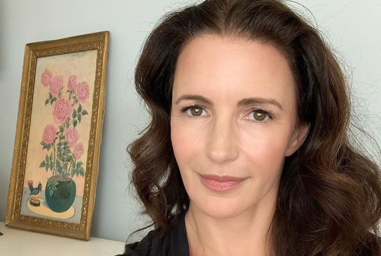 kristin davis advocates for better nonwhite representation in medicine: 'almost everything is very white-centric'