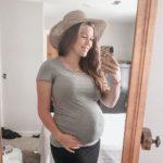 Joy-Anna Duggar Marks Rainbow Baby's Due Date with Celebratory Photo