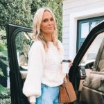 Molly Sims Gets Emotional Talking About Breastfeeding Difficulties, Anxiety, and Depression