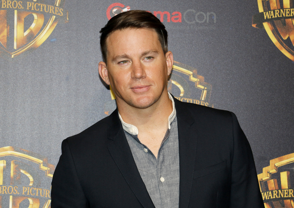 Channing Tatum Announced He Wrote a Children's Book with a Photo That May Make You... Feel Things